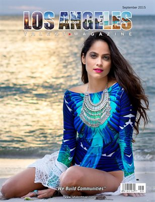 Los Angeles Talent Magazine September 2015 Edition