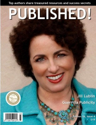 PUBLISHED! excerpt featuring Jill Lublin