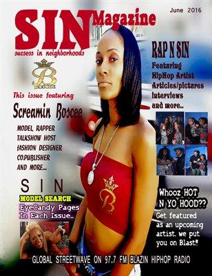 sin magazine june2016