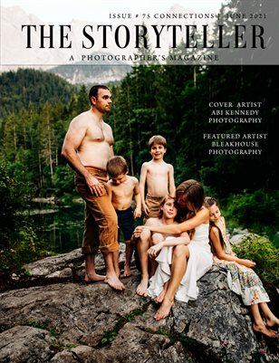 The Storyteller Magazine Issue # 75 CONNECTIONS