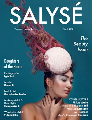 SALYSÉ Magazine | Vol 4 : No 24 | March 2018 |