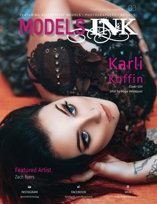 Models Ink Magazine May 2017