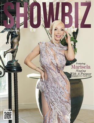 SHOWBIZ Magazine - MARISELA - December 2020 - Issue 28