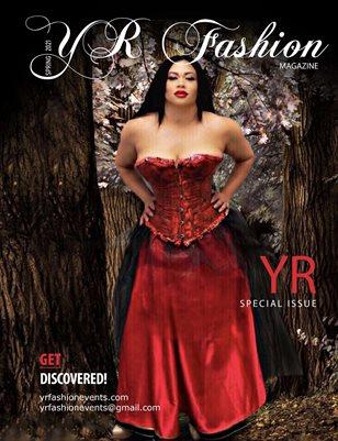 YR Fashion Magazine - Premier Issue-Spring 2021