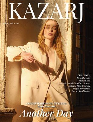 KAZARJ MAGAZINE ISSUE 3 VOL.1 2021