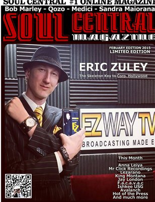Soul Central Magazine Febuary 2015 Special Edition