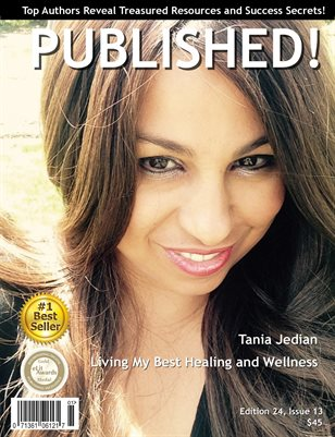 PUBLISHED! Magazine featuring Tania Jedian
