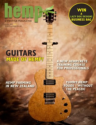 Hemp Lifestyle Magazine Issue 11 Print Copy