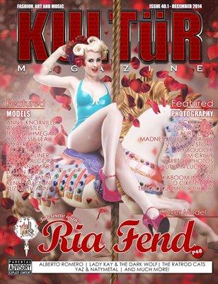 Kultur - Issue 40.1 - December 2014