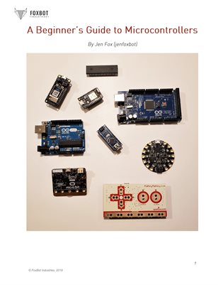 A Beginner's Guide to Microcontrollers