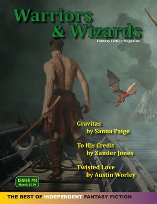 Warriors & Wizards Magazine #8
