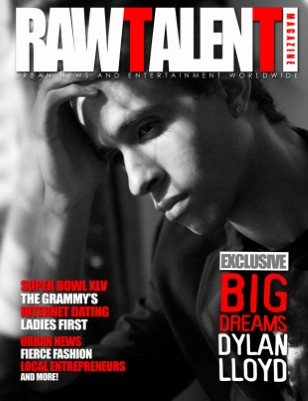 Raw Talent Magazine Issue #4