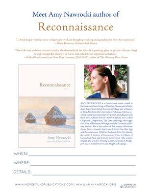 Reconnaissance Poster