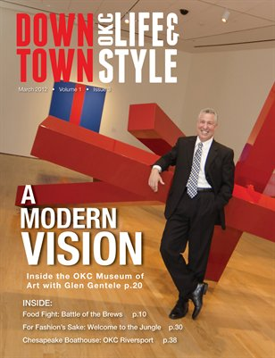 Downtown OKC Life & Style March 2012