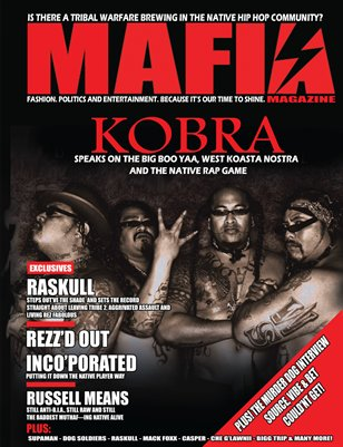 Tribal Warfare Issue: 2010 reprint of Premiere 2004 Issue