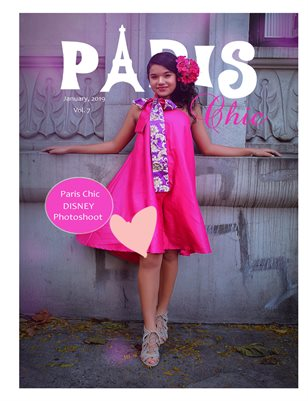 Paris Chic Kids Magazine January 5