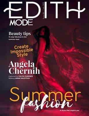 Edith Mode, Summer, Issue #8