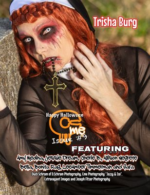 Cme Issue #9 ~ Trisha Burg