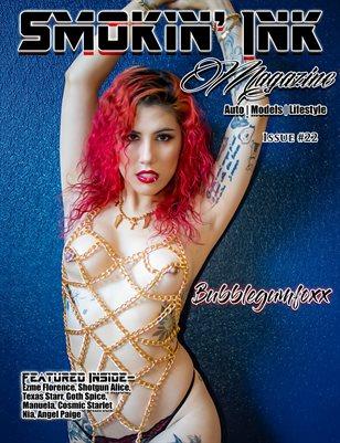 Smokin' Ink Magazine Issue #22 - Bubblegumfoxx