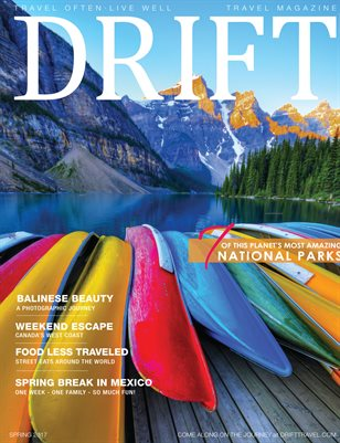 DRIFT Travel Spring 2017