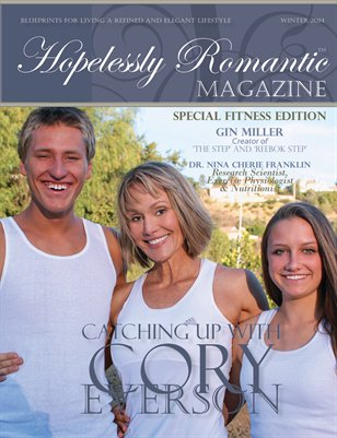 Hopelessly Romantic Magazine 2014  Edition 7 /  Volume I