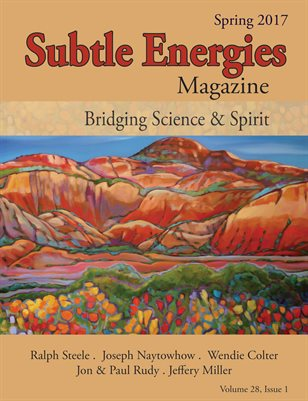 Subtle Energies Spring 2017 Vol. 28, Issue 1