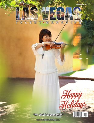 Las Vegas Talent Magazine December 2107 Edition