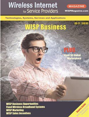 WISP Magazine Sep 2021