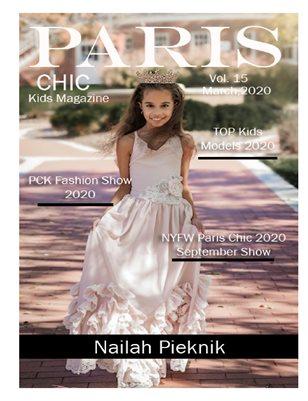 Nailah Pieknik march 2020