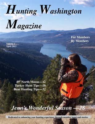 Hunting-Washington Magazine April 2013