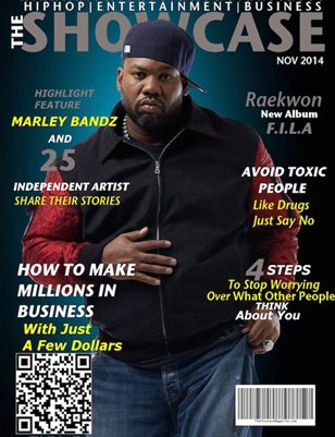 The Showcase Magazine November 2014