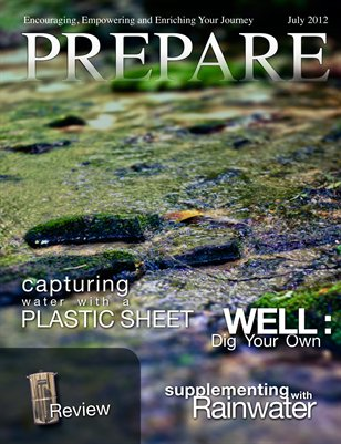 PREPARE Magazine - July Issue