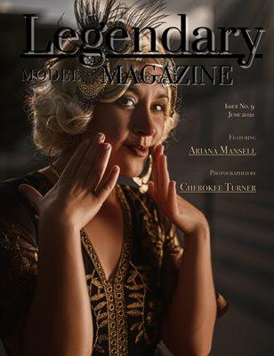 Issue No. 9 - Vintage - Legendary Model Magazine