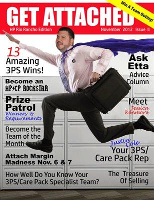 Get Attached November Newsletter