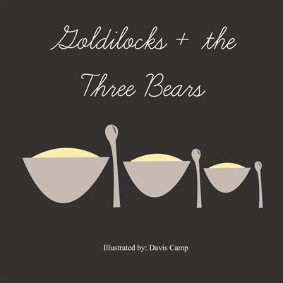 Goldilocks + the Three Bears