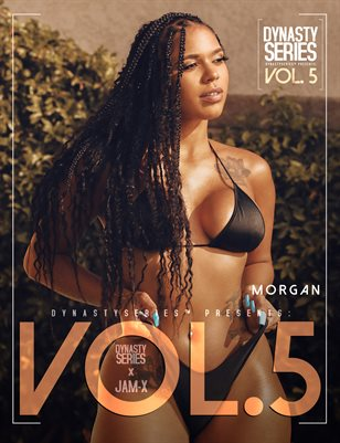 DynastySeries™ Presents: Volume 5 - West Coast Edition - Morgan