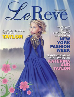 LeReve Spring 2017 Issue