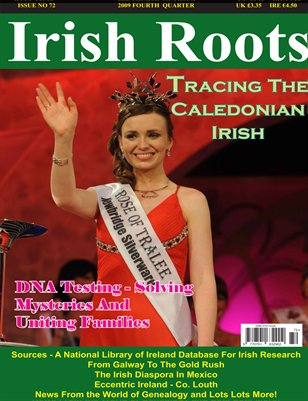 Irish Roots - Issue No 72
