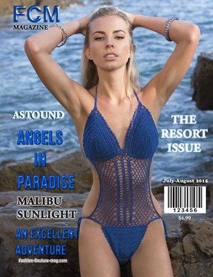"Fashion Couture Magazine ""Resort Issue"" Vol.2 No.11"