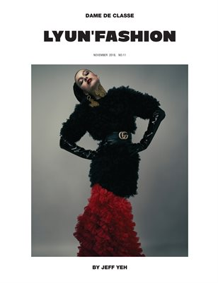 LYUN ISSUE No.11 (VOL No.9) C1