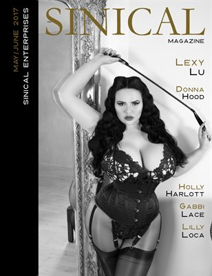 Sinical May/June 2017 - Lexy Lu Cover Edition