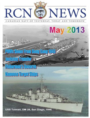 RCN News Magazine May 2013
