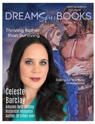 DreamSpire Books - Celeste Barclay