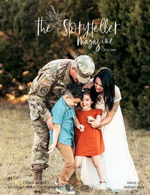 The Storyteller Magazine Issue #22 Americana