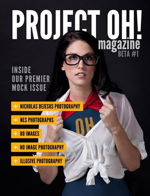 Project Oh! Magazine Beta#1