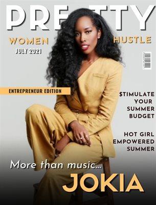 Pretty Women Hustle Magazine