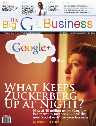 The Big G & Business magazine