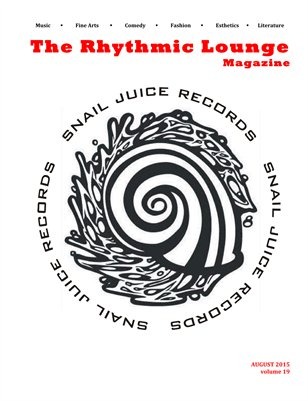 The Rhythmic Lounge Magazine August 2015