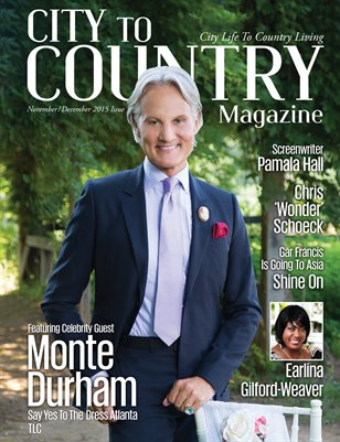 City To Country Magazine Nov/Dec 2015