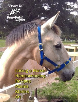 January 2017 Pony Pals Magazine -- Vol. 6 #8